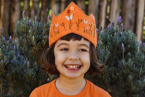 Corou laranja