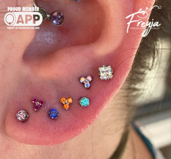 Stacked Lobes