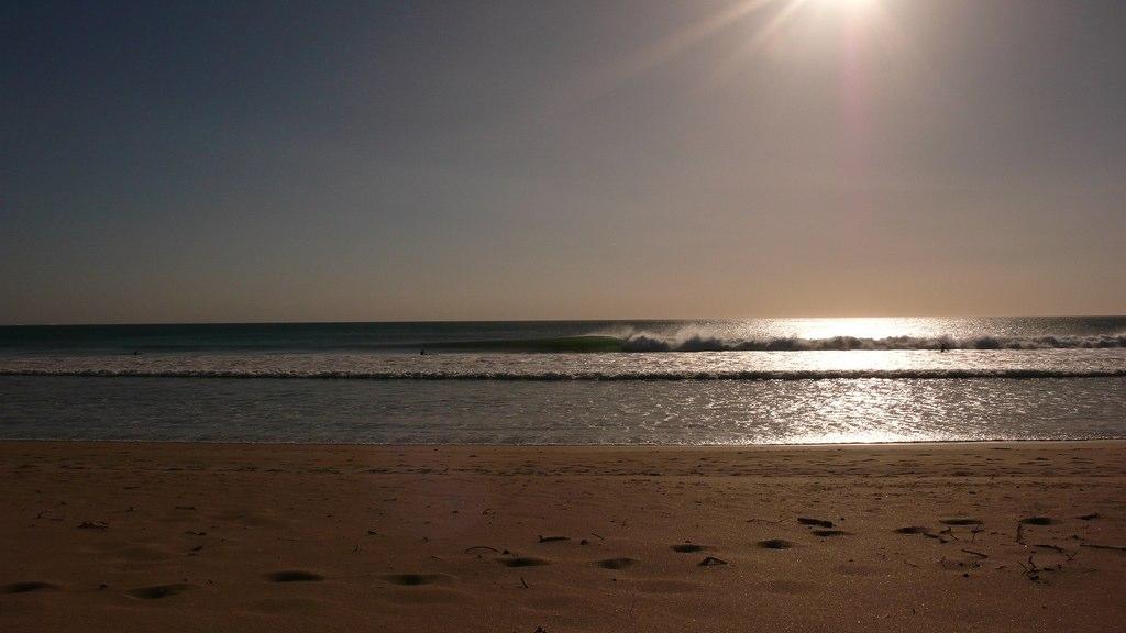 Sunset Wave | Playa Grande