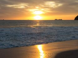 sunset Playa Flamingo