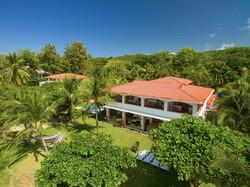 Playa Grande, Villa Olivia Aerial