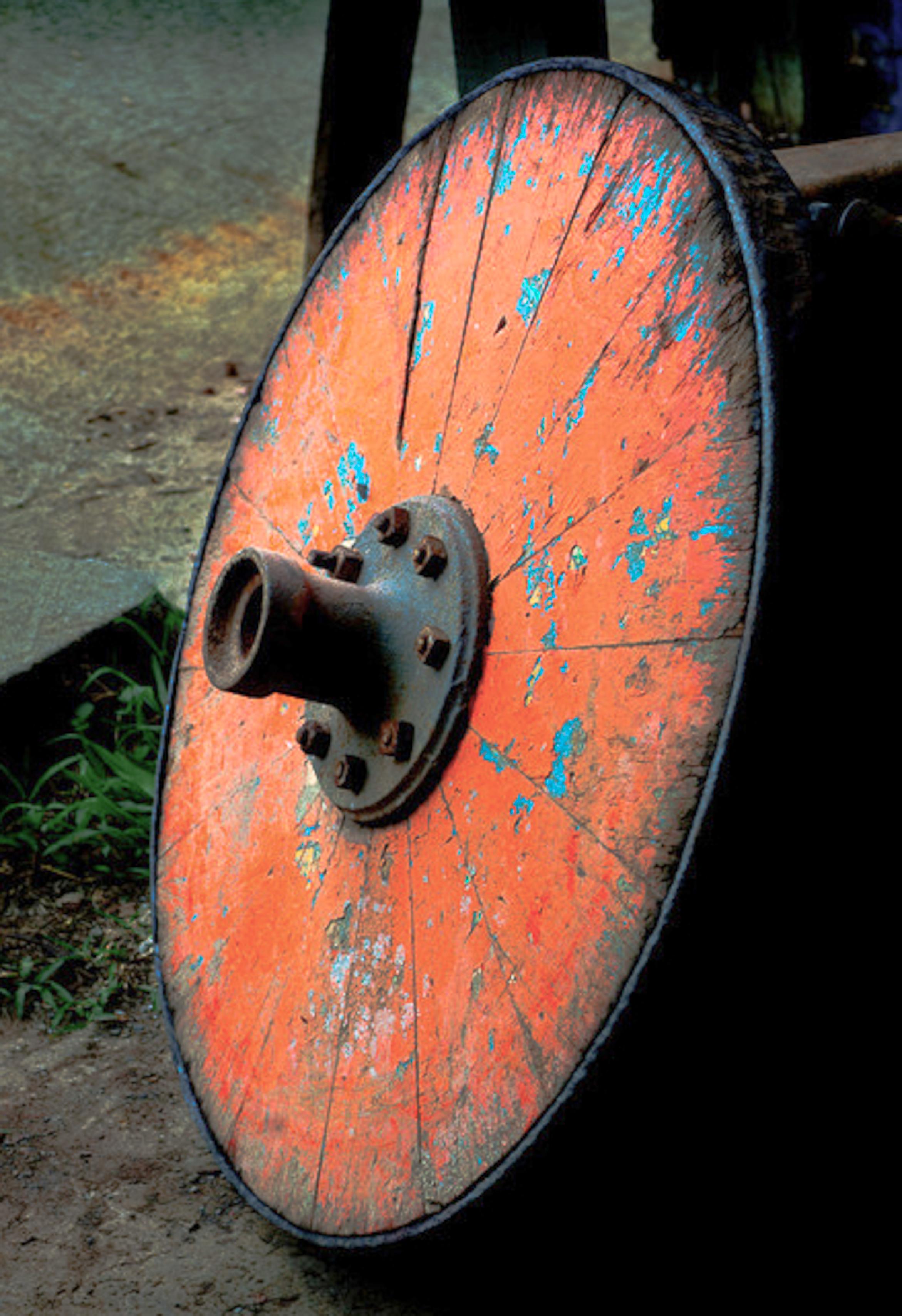 Oxen Wheel | Playa Grande