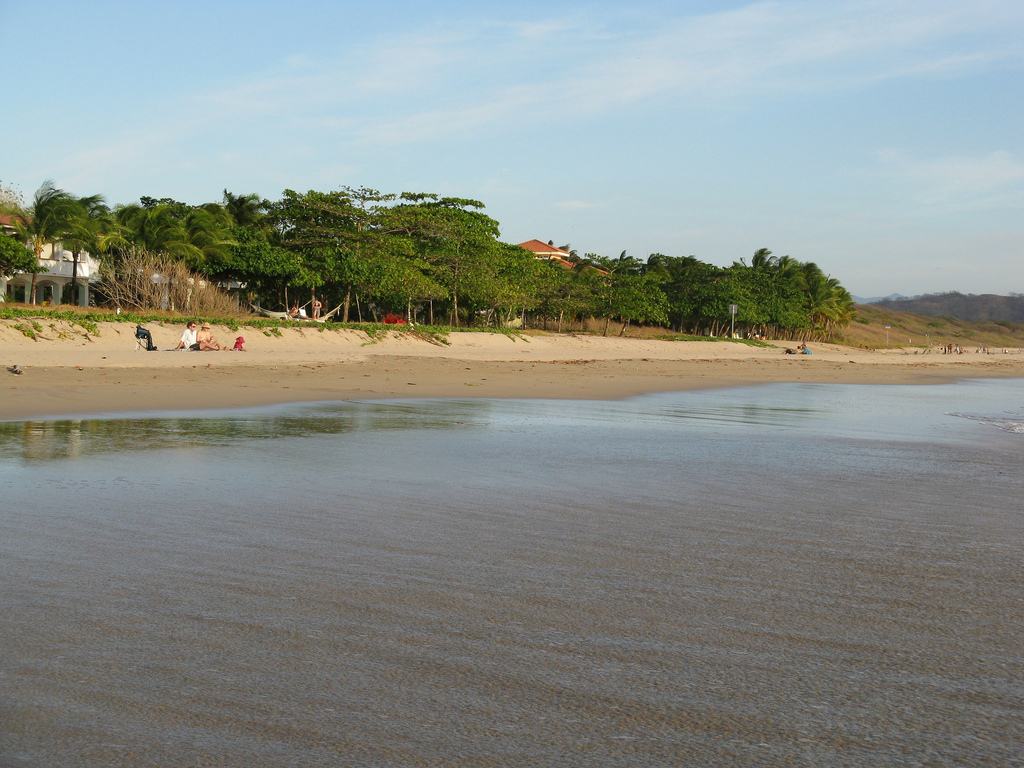 Playa Grande Beach, Costa Rica