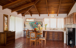Studio:Vaulted Ceiling, Sitting Area