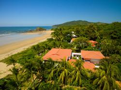 Playa Grande, North Aerial View