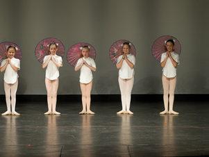 Chinese Parasol Ballet