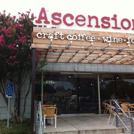 Woods Capital Signs Ascension Coffee at Thanksgiving Tower