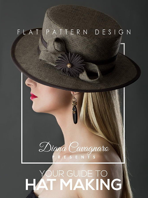 Your Guide to Hat Making - Flat Patterns