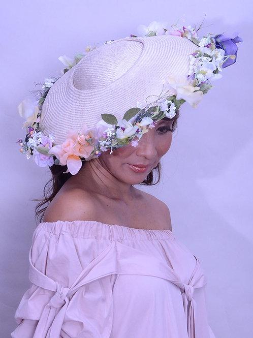 Ella | pari-sisal straw hat