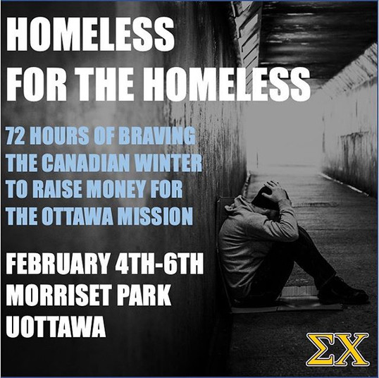 Homeless for the Homeless