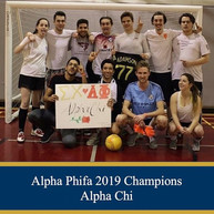 Alpha Phi Soccer for Charity