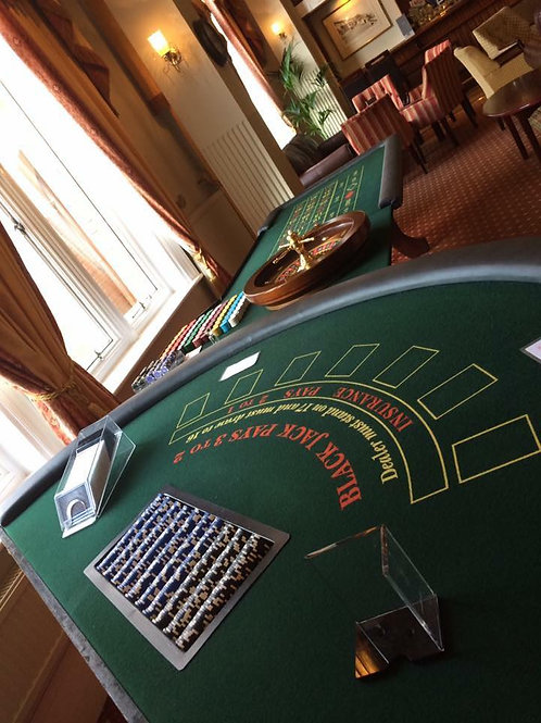 FUN CASINO TABLES PACKAGE
