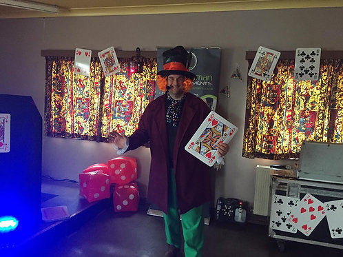 Mad Hatter Children's Party
