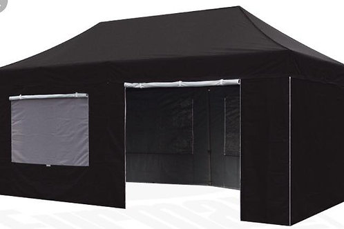 GAZEBO HIRE WITH SIDES