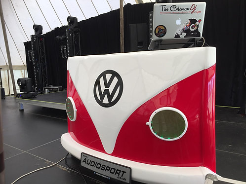 VW DJ Booth/Bar