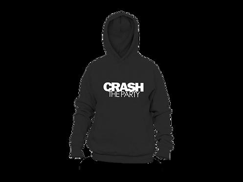 Crash The Party Hoodie Black