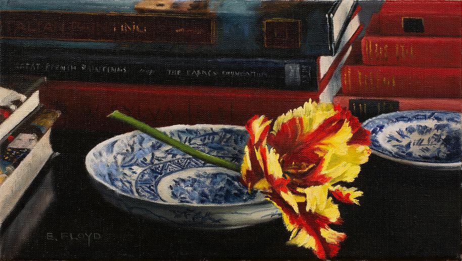 Elizabeth Floyd Parrot Tulip 9 x 16.jpg