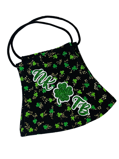 NKOTB St. Patrick's Day Mask