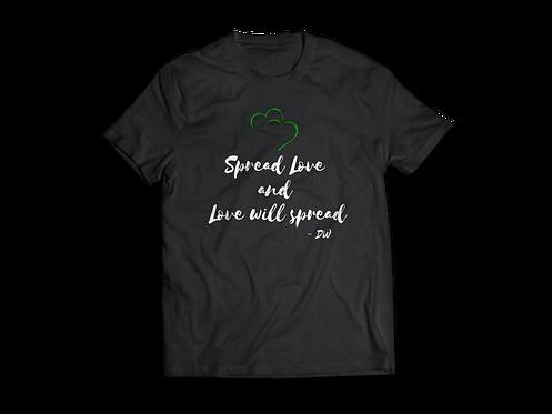 Spread Love and Love will spread - DW