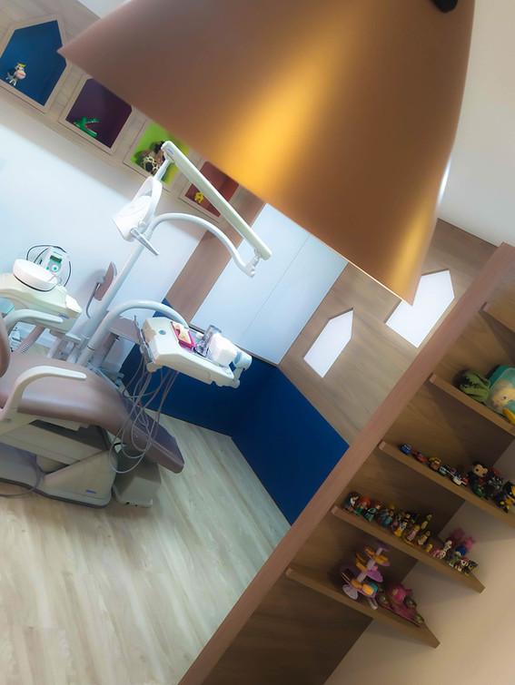 Consultório Odontológico Infantil