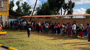 A life-changing vision for the people of Kenya