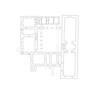 Utstein Abbey Plan