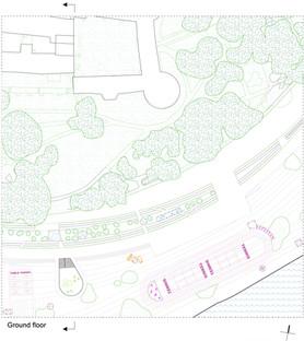 Turun Linna Field Site Plan