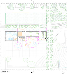 Museum of the Past and the Future Site Plan