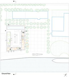 Student Housing Site Plan