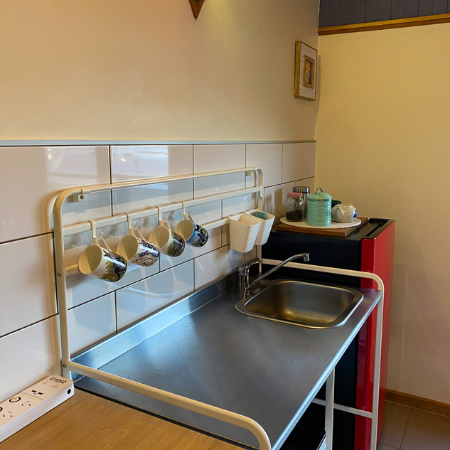 Swans Studio Kitchenette