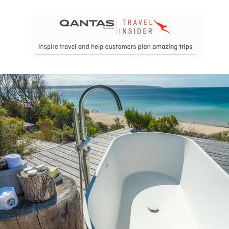 Qantas- Sink Into These Stunning Hotel Baths Around Australia