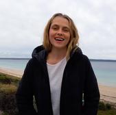 Teresa Palmer in South Australia