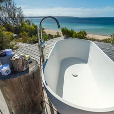 ONE KI- Outdoor Bath
