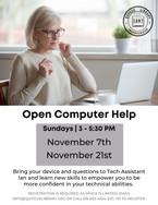 Open Computer Help