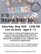 Bots! Walking Robot Dog