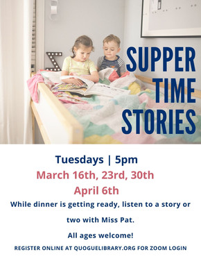 Supper Tme Stories