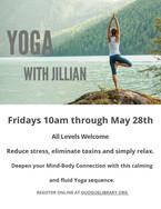 Yoga with Jillian