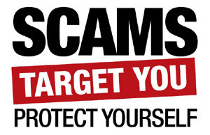 Be Alert to Coronavirus Scams and More...