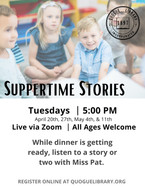 Suppertime Stories