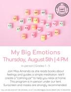 My Big Emotions