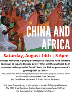 Great Decisions from The Foreign Policy Association: China & Africa