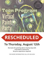 Teen Paint Party
