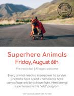 Superhero Animals