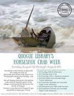 Horseshoe Crab Week