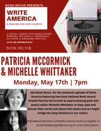Write America Patricia McCormick & Michelle Whittaker