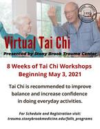 Virtual Tai Chi-Stony Brook Trauma Center