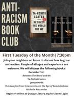 Anti-Racism Book Club