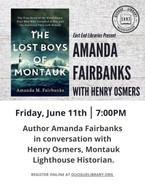 Lost Boys of Montauk Talk
