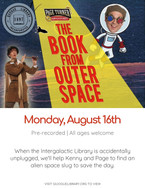 The Book From Outer Space