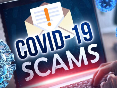 Scammers are texting, calling people toget them to pay for COVID-19 shots